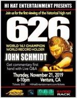 John Schmidt Ventura -- 626 first semi-public viewing.JPG