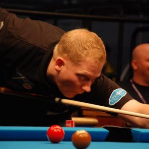 Schuff victorious in Grady's $6000 Ring Bank Pool Match